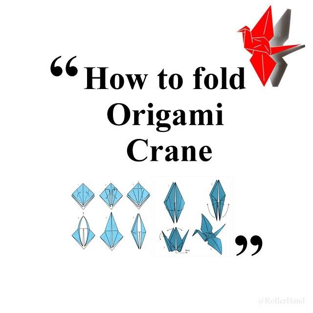 How-to-fold-Origami-Crane